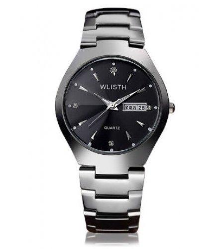 W3099 - Classic Silver Men's Watch