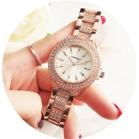 W3129 - Trendy Contena Rhinestone Fashion Watch