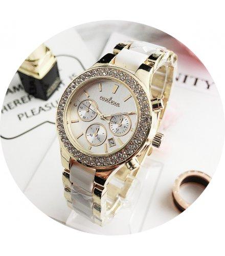 W3136 - Two Toned Contena Women's Watch