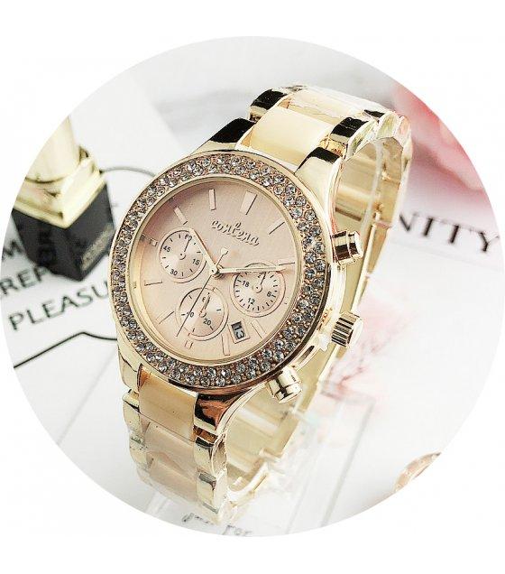 W3137 - Two Toned Contena Women's Watch