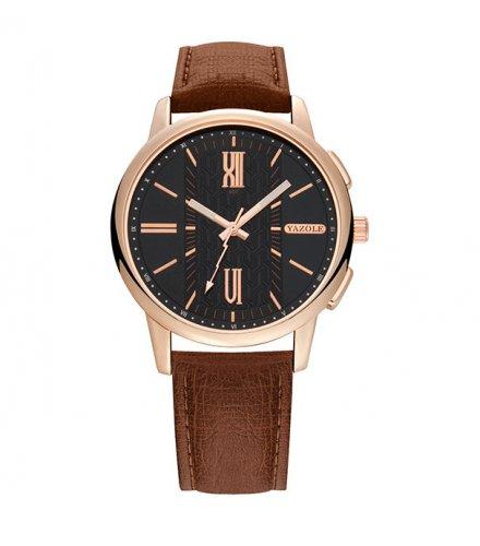 W3143 - Yazole Quartz Men's Fashion Watch