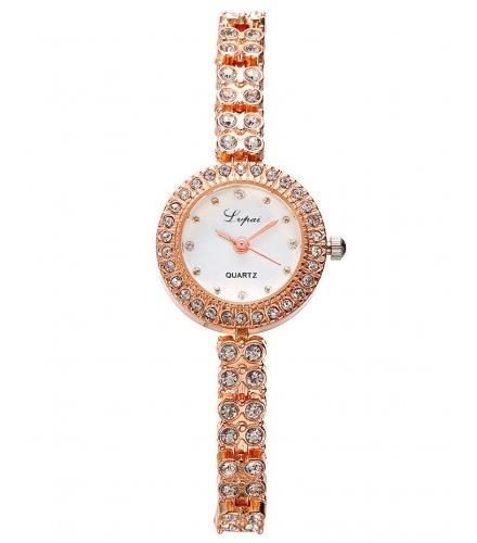 W3158 - Diamond studded bracelet Watch