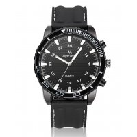 W3168 - Stylish Silicone Strap Men's Casual Watch