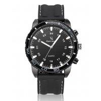 W3168 - Stylish Silicone Strap Men's Casual Watch
