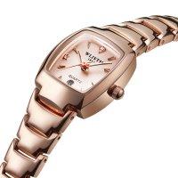 W3183 - Steel Belt Quartz Women's Fashion Watch