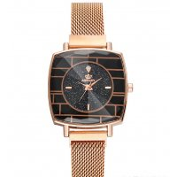 W3184 - Mesh Belt Women's Fashion Quartz Watch