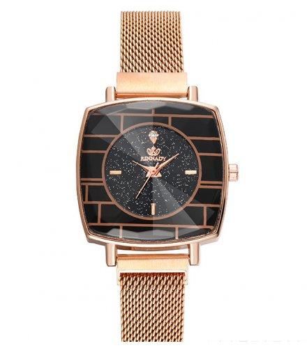 W3184 - Mesh Belt Women's Fashion Quartz Watch