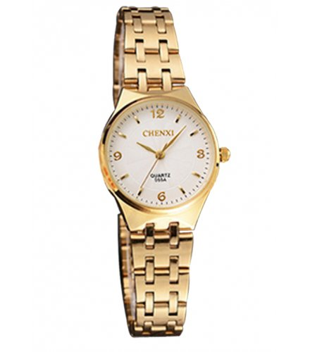 W3186 - Chenxi Gold strap Women's fashion Watch