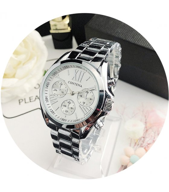W3191 - Contena Rhinestone Korean Fashion Women's Watch