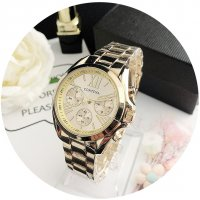 W3192 - Contena Rhinestone Korean Fashion Women's Watch