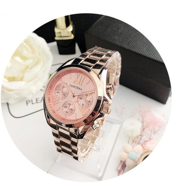 W3193 - Contena Rhinestone Korean Fashion Women's Watch