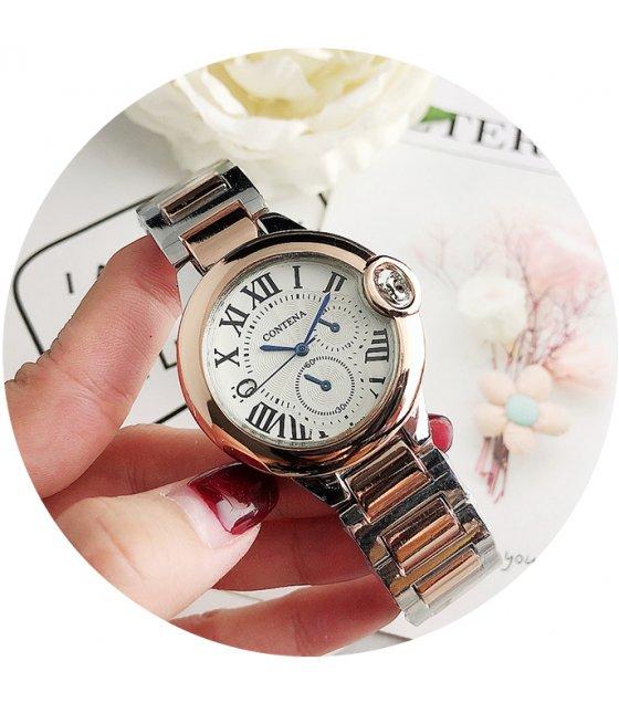 W3194 - CONTENA Korean Women's Fashion Watch