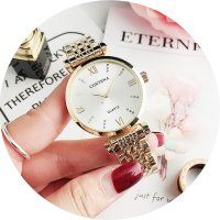 W3197 - Elegant Contena Women's Casual Fashion Watch