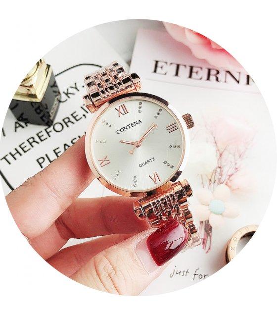 W3198 - Elegant Contena Women's Casual Fashion Watch