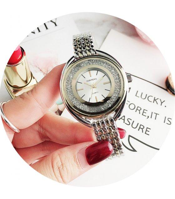 W3199 - Contena Women's Quartz Fashion Watch