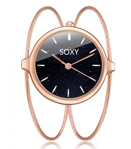 W3205 - Soxy Wire Design Bracelet Watch