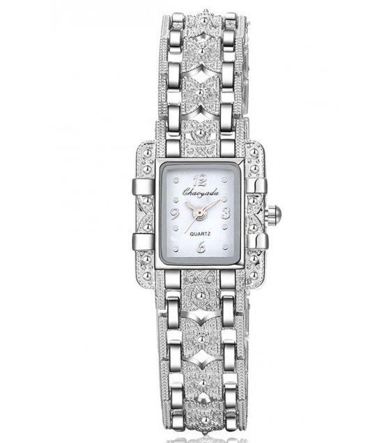 W3209 - Butterfly alloy bracelet watch