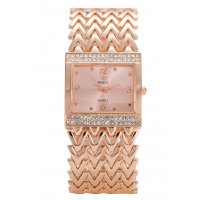 W3212 - Double Row Czech Diamond Fashion Watch