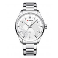 W3214 - Curren Men's Simple Steel Fashion Watch