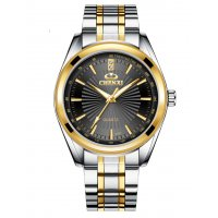 W3224 - Men's Stainless Steel Quartz Fashion Watch