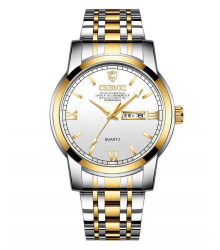 W3226 - Men's Steel Casual Fashion Watch