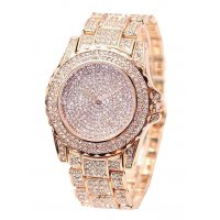 W3230 - Diamond rhinestone Ladies Watch