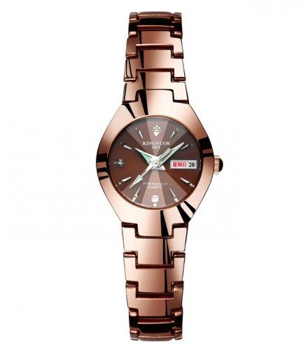 W3232 - Classic Steel Fashion Watch