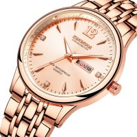 W3235 - Simple fashion small fresh casual quartz watch
