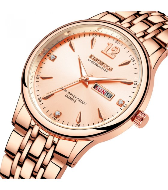 W3235 - Simple fashion small fresh casual quartz watch