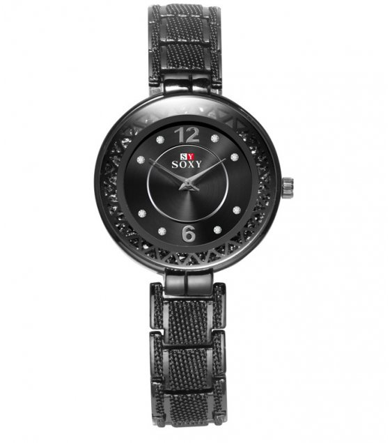 W3248 - Round Dial Ladies Watch