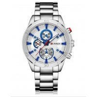 W3251 - Curren Steel Band Quartz Men's Watch