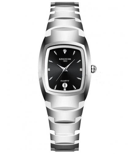W3262 - Elegant Steel Belt Watch