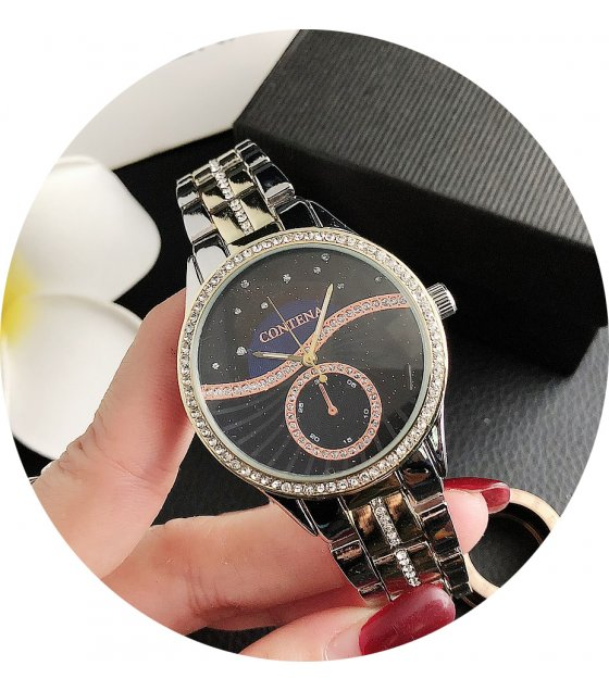 W3270 - Korean fashion simple female quartz watch
