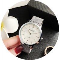 W3273 - Casual Mesh Belt Fashion Watch