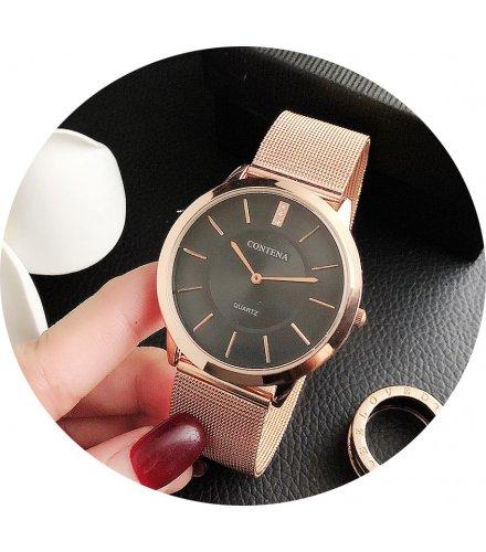 W3274 - Casual Mesh Belt Fashion Watch