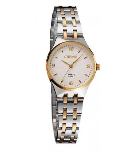 W3275 - Chenxi Gold strap Women's fashion Watch