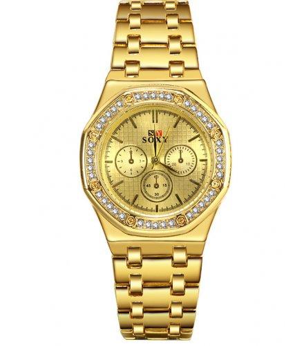 W3279 - Soxy Rhinestone Bracelet Watch