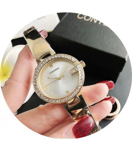W3291 - Contena Diamond Ladies Watch