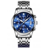W3294 - Men's Steel Strap Watch