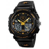 W3297 - Dual Display Pointer Outdoor Sports Watch