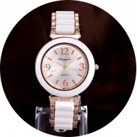 W3303 - Korean fashion casual quartz bracelet watch