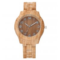 W3310 - Bamboo Pattern Watch