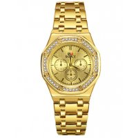 W3340 - Rhinestone Ladies Watch
