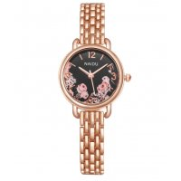 W3345 - Rose gold ladies quartz watch