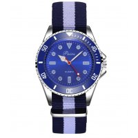 W3354 - Men's Stripe Quartz Watch