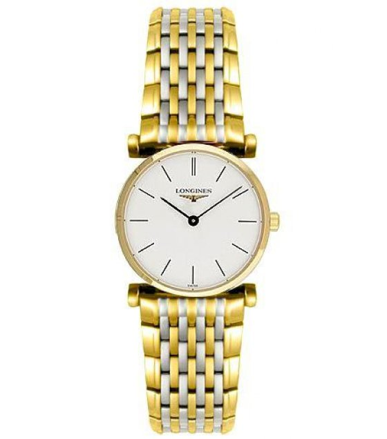 W336 - Gold & Silver Mixed Luxury Watch