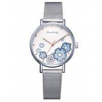 W3360 - Korean casual mesh strap watch