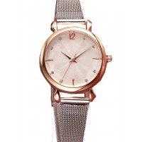 W3388 - Classic Mesh Belt Ladies Watch
