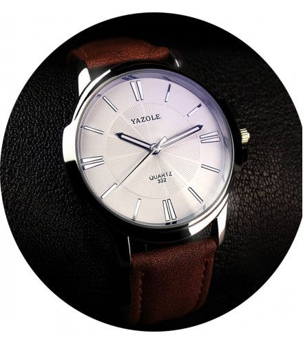 W3394 - Yazole Casual Men's Fashion Watch
