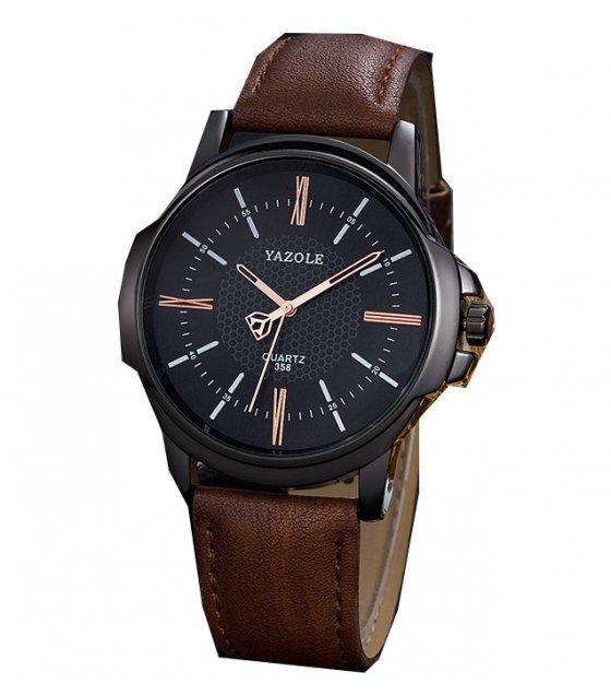 W3398 - Yazole Casual Men's Fashion Watch